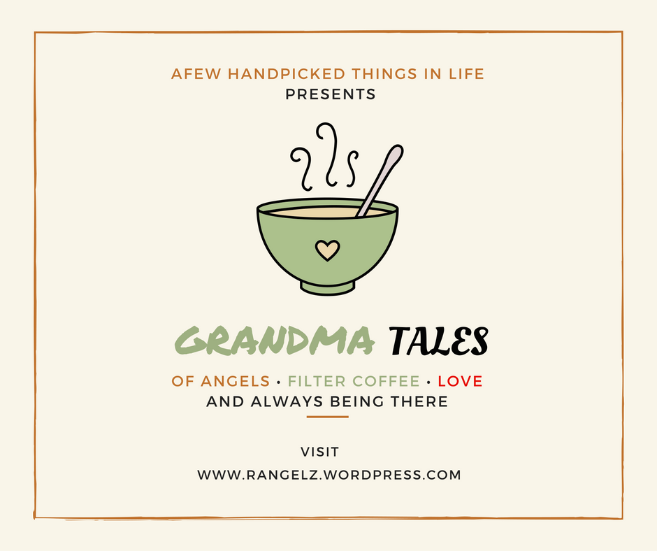 Grandma Tales – Of Food & Coffee